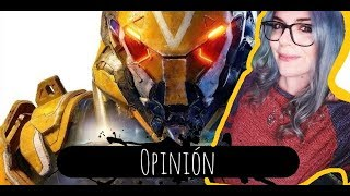 Hands-on Impressions With BioWare's 'Anthem'
