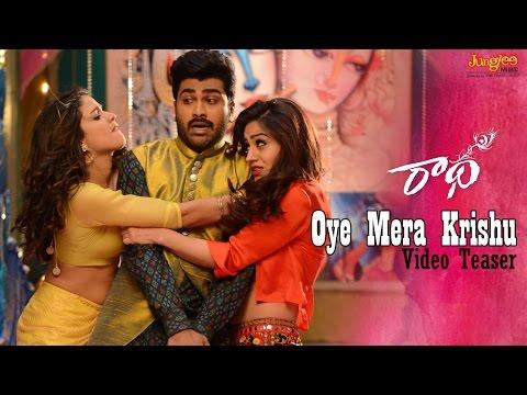 Oye-Mera-Krishu-Video-Teaser---Radha---Sharwanand---lavanya-tripathi