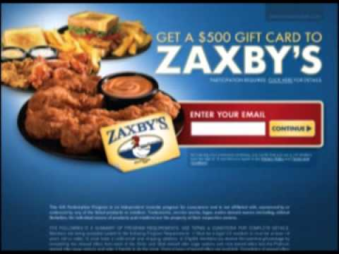 graphic relating to Zaxby's Coupons Printable identify Zaxbys Program -
