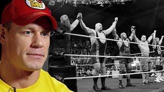 John Cena on What's at Stake at Survivor Series