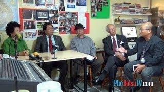 Thứ trưởng Bộ Ngoại Giao Việt Nam Nguyễn Thanh Sơn tại quận Cam