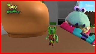 Roblox Hide N Seek Let's Play with Gus the Gamer