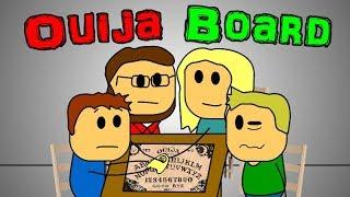Haunted Duplex - Ouija Board
