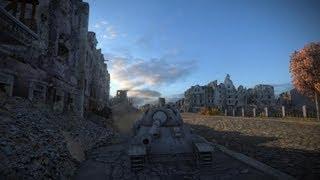 World of Tanks vk30.02 d обзор