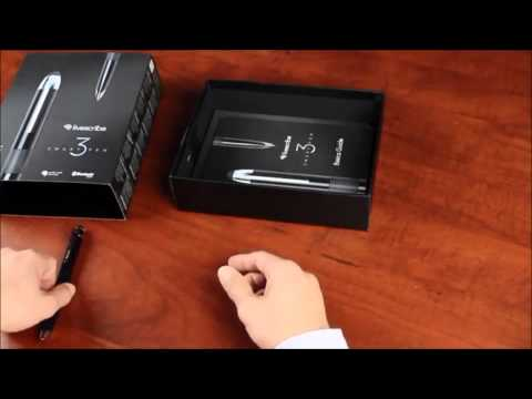Unboxing the Livescribe 3 Smartpen