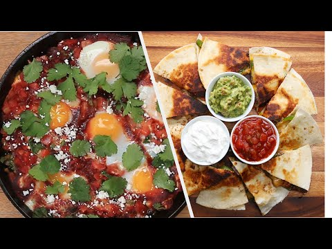 Mexican-Inspired Dishes You Have To Try ? Tasty Recipes