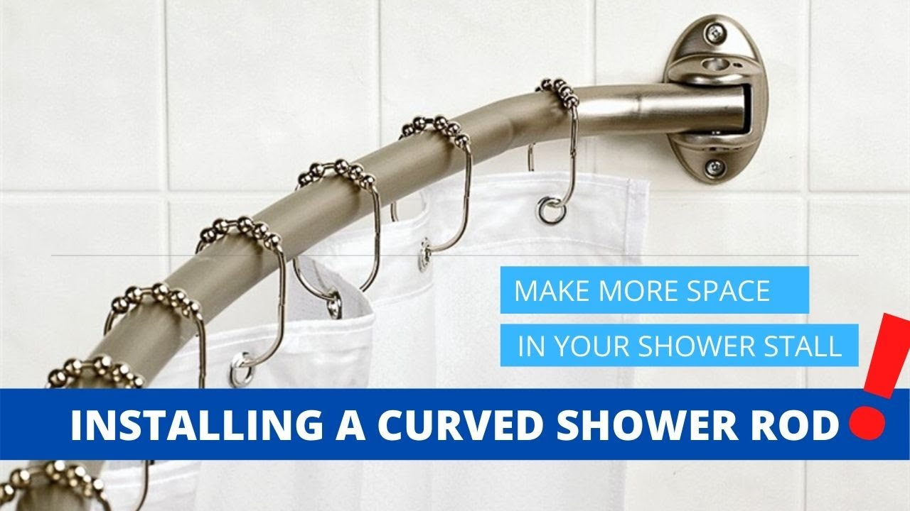 Hotel Quality Curved Shower Curtain Rods Html