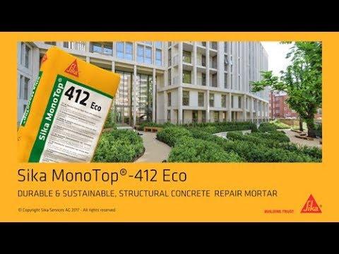 Sika MonoTop-412 Eco