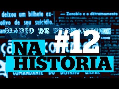 Diario na História #12 l fatos marcantes que foram notícias no DP