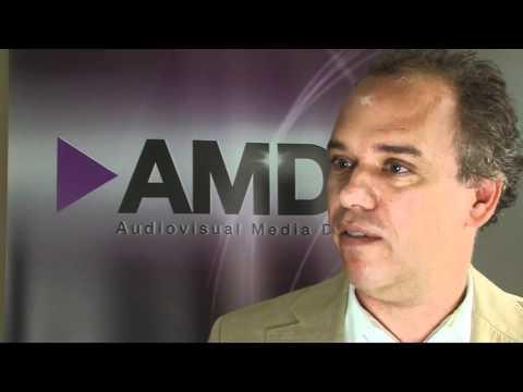Interview: Christian Borsi von TVNEXT im Rahmen der AMD11