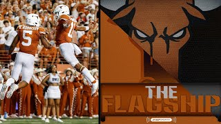 The Flagship Game Reaction: Texas Longhorns dominate Rice Owls