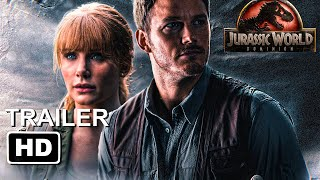 Jurassic World 3: Dominion   Teaser Trailer   2022   Chris Pratt   Laura Dern