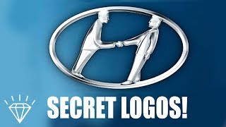 10 Secrets Hidden Inside Famous Logos