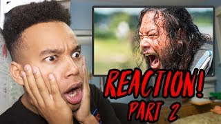 "The Walking Dead Season 8 Episode 4 ""Some Guy"" REACTION! (Part 2)"