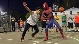 Spiderman Basketball Series TOP 10 MOMENTS (2020)
