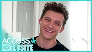 Tom Holland Can See Himself Settling Down Young