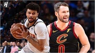 Cleveland Cavaliers vs Denver Nuggets - Full Game Highlights | January 11, 2020 | 2019-20 NBA Season