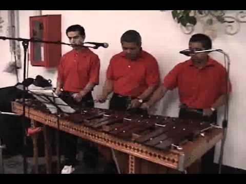 Marimba Perla Chiapaneca Parte 1.flv