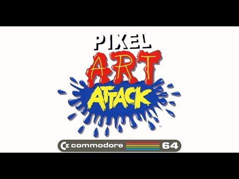 Pixel Art Attack 02