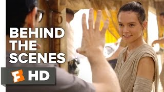 Star Wars: The Force Awakens Behind the Scenes - Casting Rey (2015) - Daisy Ridley Movie HD