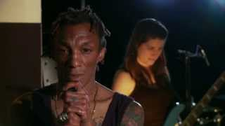 Tricky performs Nothing's Changed featuring Francesca Belmonte - live session