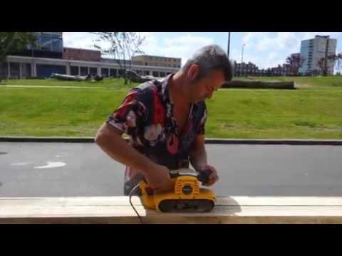 Hoe bouw je snel en goedkoop een tijdelijk terras