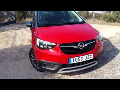 Opel Crossland X - Prueba Portalcoches