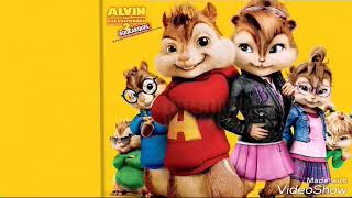 Rantau Den Pajauah Cover Alvin and the Chipmunks Ft The Chipettes
