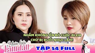 Muôn Kiểu Làm Dâu - Tập 54 Full | Phim Mẹ chồng nàng dâu -  Phim Việt Nam Mới Nhất 2019 - Phim HTV