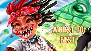 Worst to Best: 'A Love Letter to You 3' by Trippie Redd