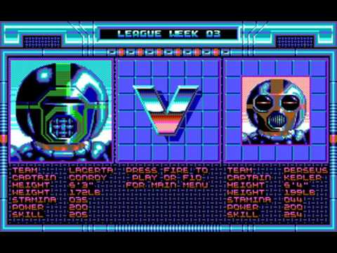 Speedball (The Bitmap Brothers) (MS-DOS) [1988]