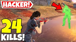 HACKER KILLED ME IN CALL OF DUTY MOBILE BATTLE ROYALE!