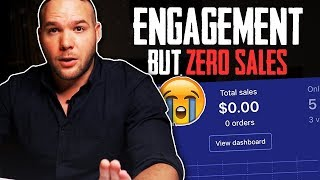 Engagement but NO Sales? 🤔— How to Solve...