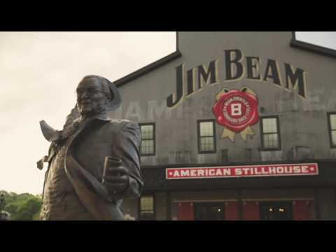 Jim Beam Makes History with Milestone Fill