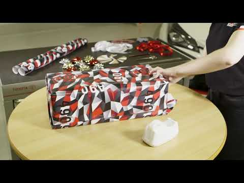 How to Wrap a Race Car