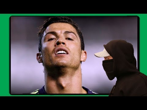 Cristiano Ronaldo Plays With Himself   TGFYTCSE Ft. Fifa Playa - Smashpipe Sports