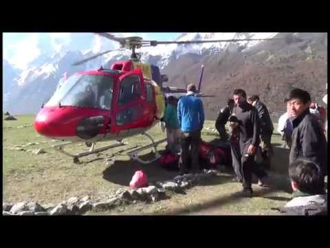 Monitoring Himalayan Glaciers - Documentary