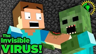 Game Theory: Minecraft Has A Zombie Virus INFECTING the Overworld!