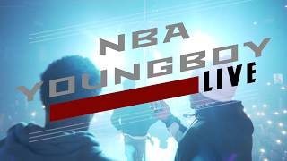 Db4Tv Presents NBA Youngboy Live in Youngstown OH