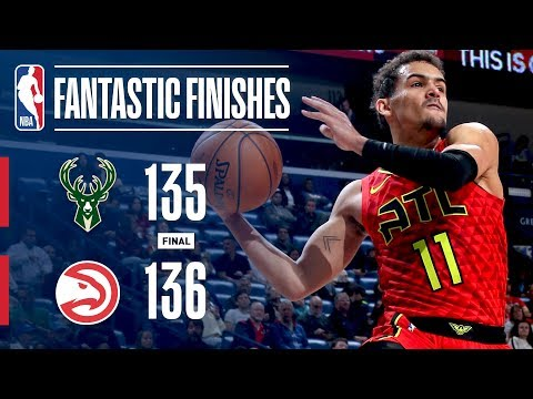 Trae Young WINS It for the Hawks | March 31, 2019