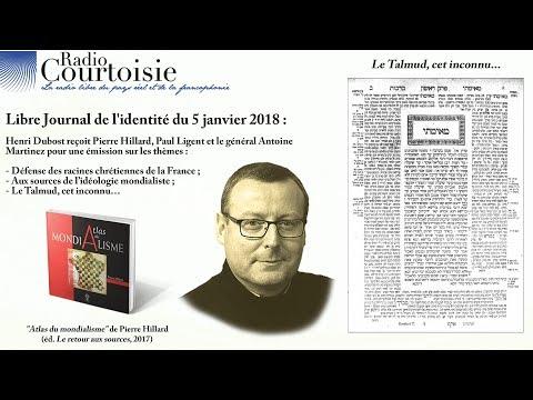 Pierre Hillard sur Radio Courtoisie : Aux sources de l'idéologie mondialiste… Nouvel Ordre Mondial, Nouvel Ordre Mondial Actualit�, Nouvel Ordre Mondial illuminati