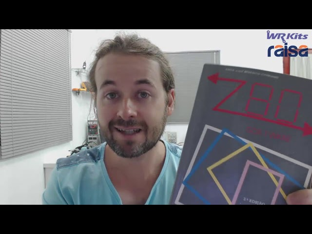ONDE COMPRAR LIVROS ANTIGOS DE ENGENHARIA E DICA SOBRE Z80