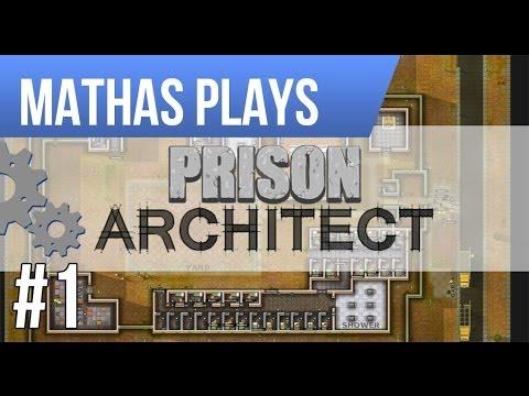 LETS PLAY PRISON ARCHITECT | ALPHA 20 | EPISODE 1