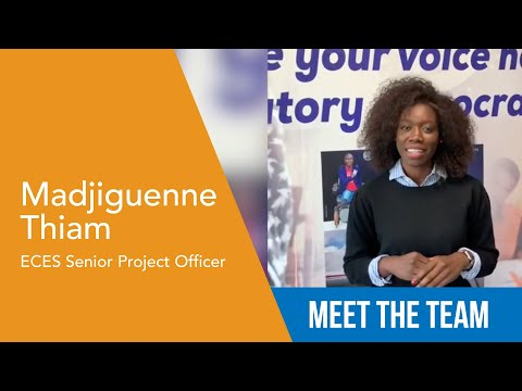 Madjiguene Thiam - Responsable de Projets Senior