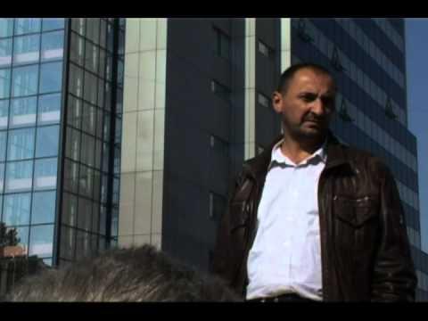 Fjala e Liburn Aliut dhe Albana Gashit kundër dhunës qeveritare dhe brutalitetit policor