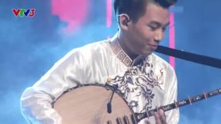 Vietnam's Got Talent 2016 - Chung kết 2 - Trung Lương đàn nguyệt bài Nova