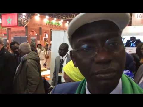 INTERVENTION DG de l'ISRA Dr Alioune FALL PANEL SIA 2017