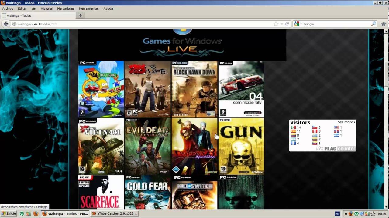 Timohinaoksana63 Descargar Juegos Para Pc Gratis En Espanol Y Sin Virus