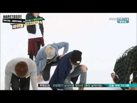[THAI SUB] 140430 BTS - Weekly Idol : Random Play Dance&Girl Group Dance