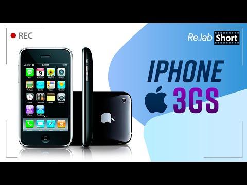 iPhone 3Gs - chiếc iPhone đầu tiên được bán chính hãng tại Việt Nam sau 13 năm còn lại gì?! #Shorts